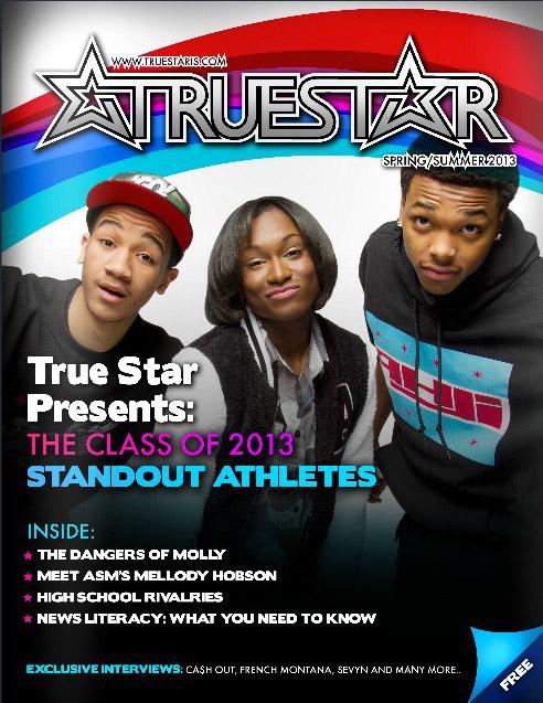 Cover Image for Truestar Magazine