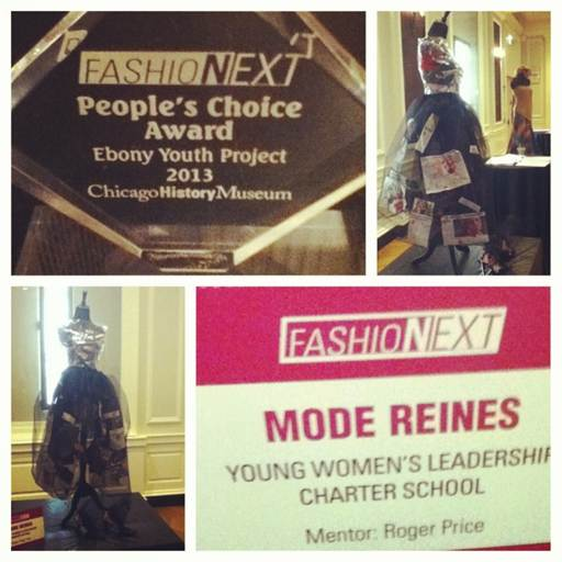 Dress and FashioNext People's Choice Award
